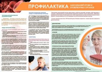 Санбюллетень Профилактика заболеваний крови и кроветворных органов