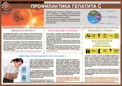 Санбюллетень Профилактика гепатита С
