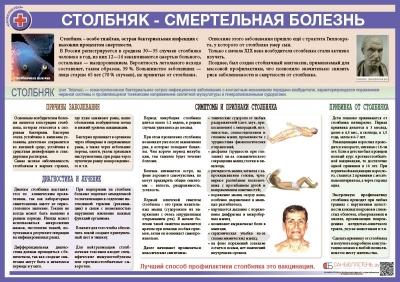 Санбюллетень Столбняк- смертельная болезнь